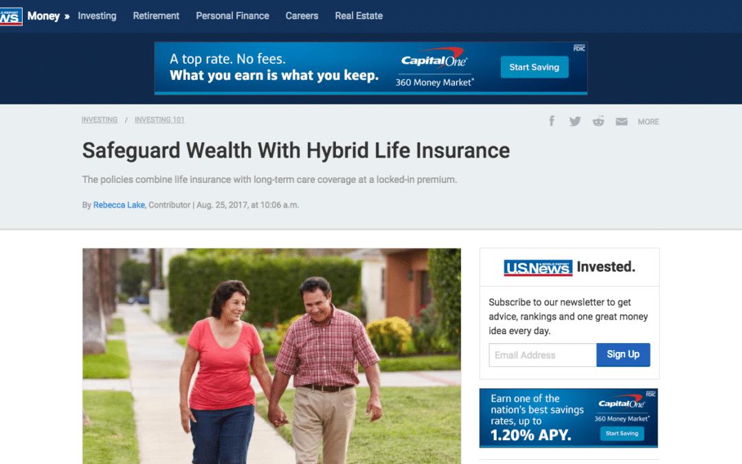 Hybrid Life Insurance